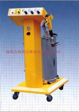 阿撒特靜電噴粉機 1