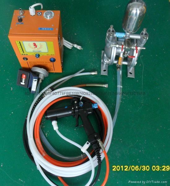 海馬手持油漆靜電噴槍HV-2303 1