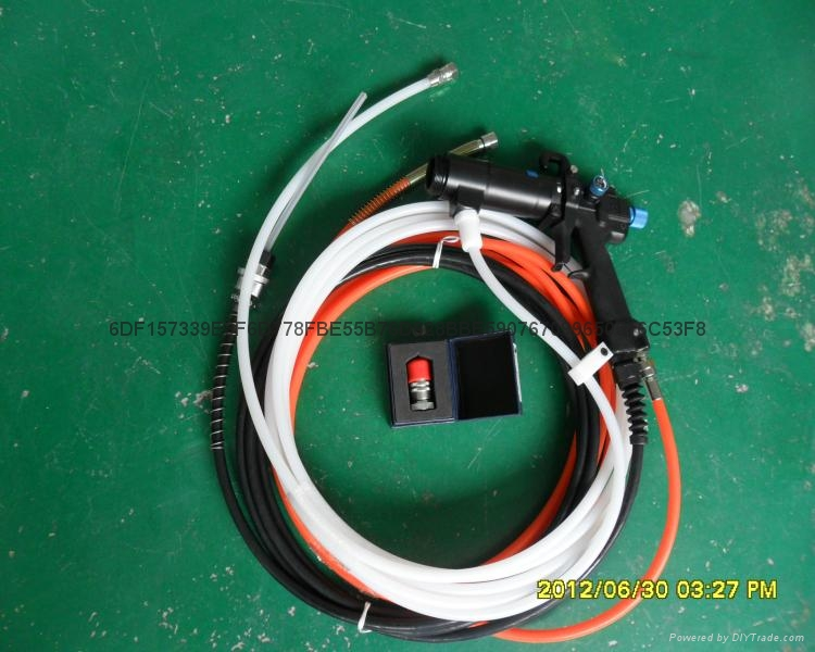 海馬手持油漆靜電噴槍HV-2303 2