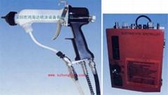 日本ASAHI液体静电喷枪
