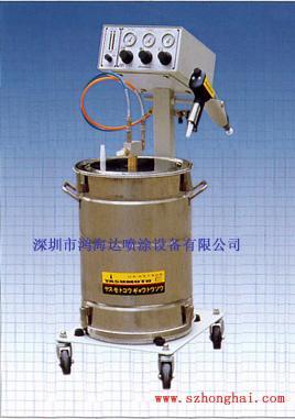 安本粉末靜電噴槍 進口靜電噴粉機 2