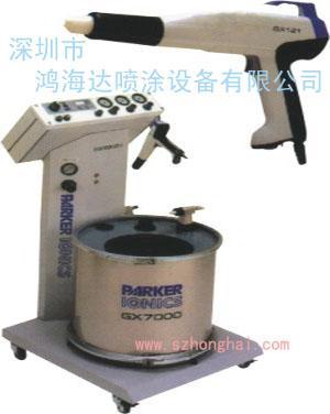 日本帕卡靜電噴粉槍配件 帕卡電極針 文丘里管 5
