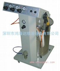 靜電噴塑機 粉末靜電噴槍 死角凹槽部位上粉率高