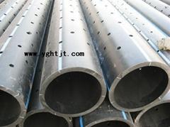 阳谷生产PE渗沥液管