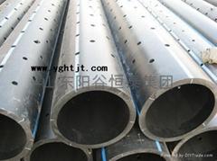 專業生產HDPE導滲管