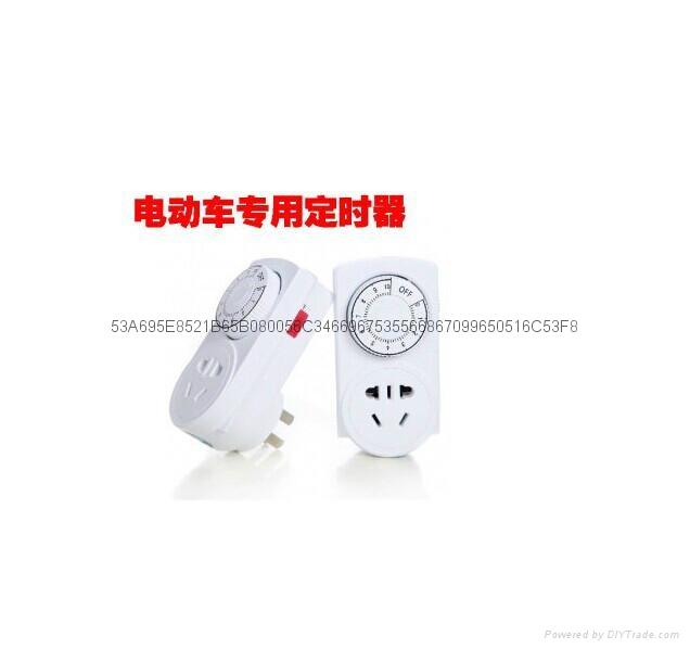 熱銷優質創新者定時器定時插座家電充電定時器電動車定時器批發 2