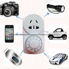 熱銷優質創新者定時器定時插座家電充電定時器電動車定時器批發