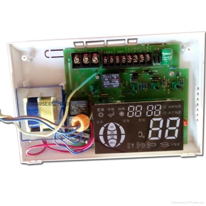 全自動智能帶上水水溫水位太陽能熱水器儀表 微電腦控制儀 5
