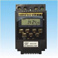 微电脑时控开关KG316T/电源定时器/循环定时开关/时间控