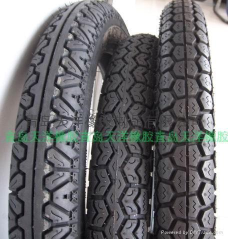 摩托車輪胎 1