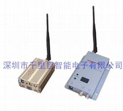 无线微波模拟视频传输器