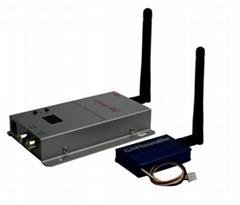無線微波模擬傳輸200米千里目2.4G500毫瓦