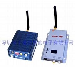 无线微波影音传输器