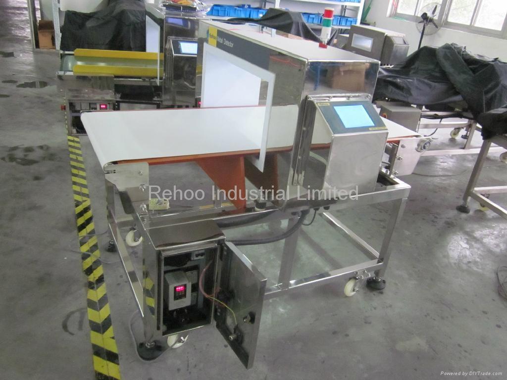 橡膠金屬檢測機MDC-600/300mm 1