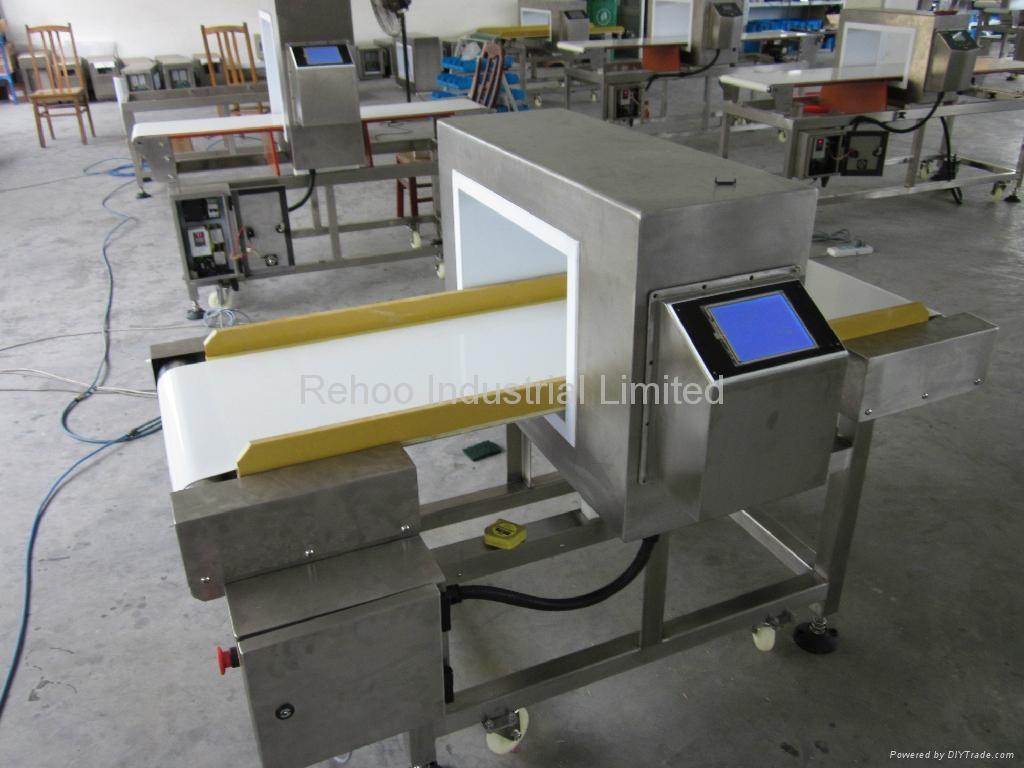 橡膠金屬檢測機MDC-600/300mm 2