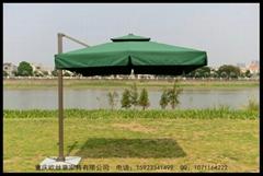 重慶戶外遮陽傘太陽傘休閑傘棚