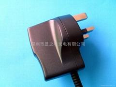 CE认证5V1.5A开关电源适配器