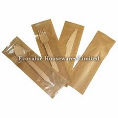 Wooden Disposable Cutler