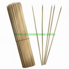 Wooden Skewers Birch Wood Machine Use