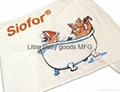 Embroider towel 2