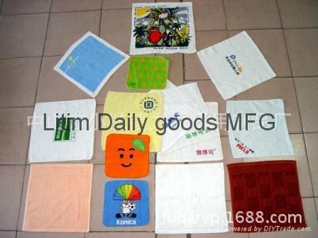 纸盒包装毛巾 3
