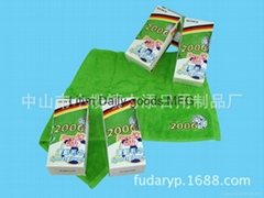 紙盒包裝毛巾