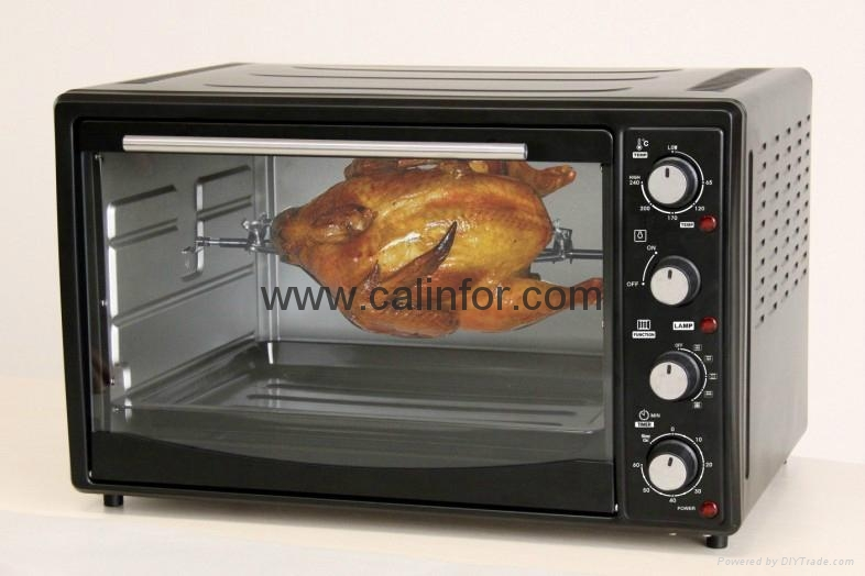 ETL Approval Electric oven for US market 2