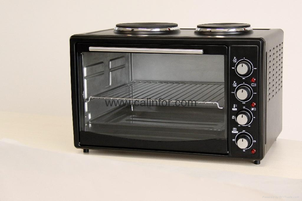 ETL Approval Electric oven for US market 3