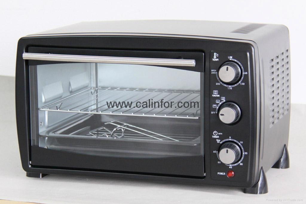 ETL Approval Electric oven for US market 4