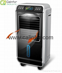 Calinfor H31 black color low power household air cooler