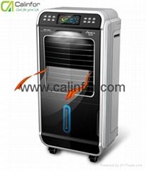 Portable air cooler fan