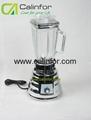 Metal Chromed Base Blender BL-4655