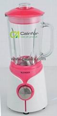 Electric food blender juicer