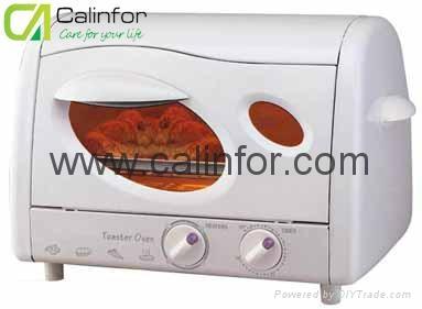 Designer Toaster Oven 1
