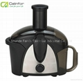Foshan calinfor 350w good quality abs multi functional for Alpine cuisine power juicer