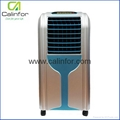 Small portable air cooler with power