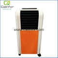 Orange color small air cooler