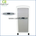 White color indoor air cooler with power