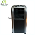 Black classic item air cooler with