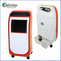 Calinfor hot sell orange fashionable 80W air cooler cooling fan