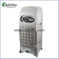 White color 10L indoor air cooler with power turbo fan strong wind