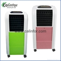 Pink&Green color small home use air cooler series with strong wind