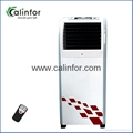 Calinfor exclusive white home use portable air cooler