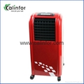 Popular item red low power household air cooler strong wind