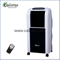 Calinfor classic item black portable small air cooler fan