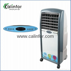 Large capacity 10L air cooler fan with strong wind