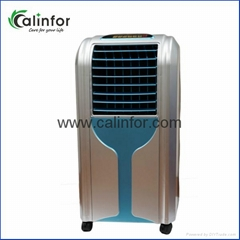 Portable air cooler with