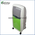 Portable large indoor air cooler with