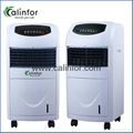 Calinfor small white mini indoor air cooler