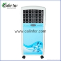 Large beautiful blue painting water air cooler